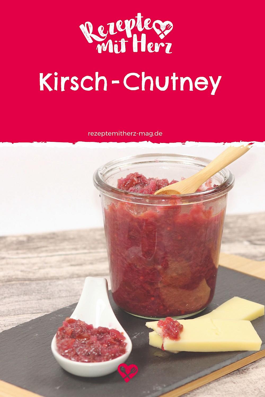 Kirsch-Chutney aus dem Thermomix