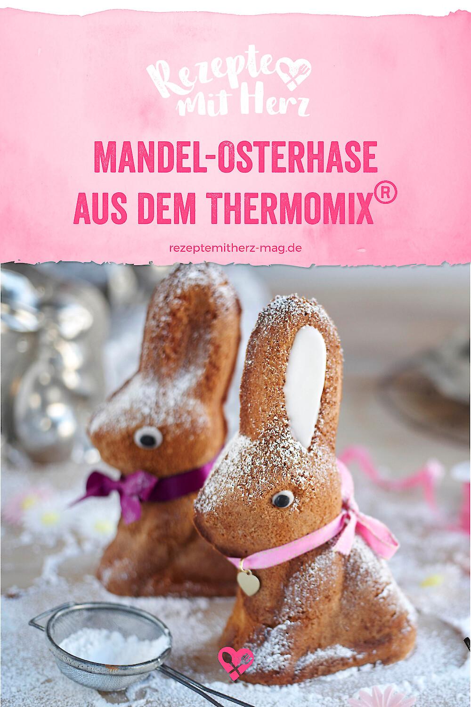 Mandel Osterhase - Rezept für den Thermomix®