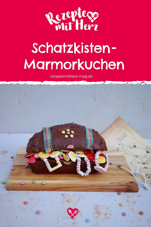 Schatzkisten-Marmorkuchen aus dem Thermomix