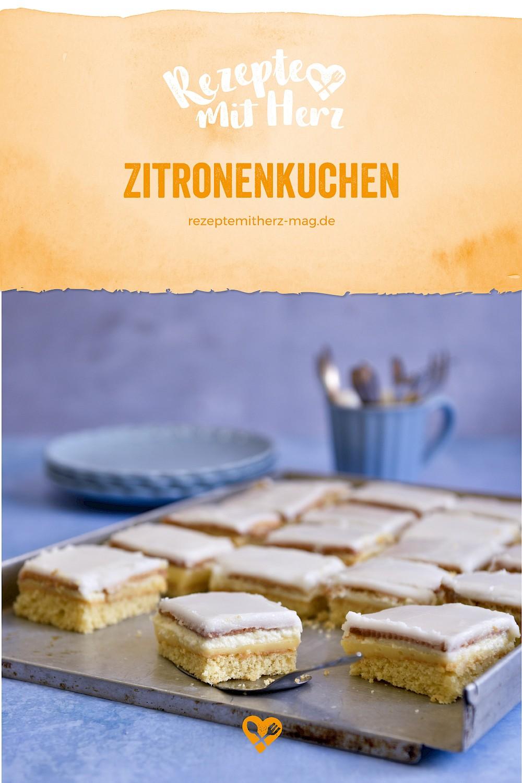 Zitronenkuchen - Thermomix-Rezept