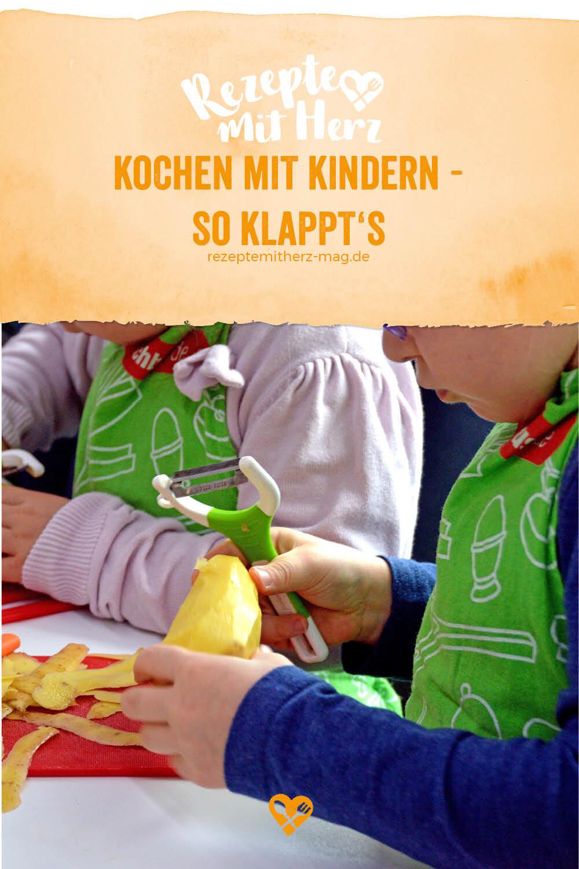 Mit Kindern kochen - Tipps und Tricks