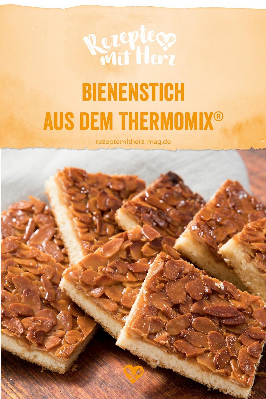 Bienenstich - Thermomix-Rezept