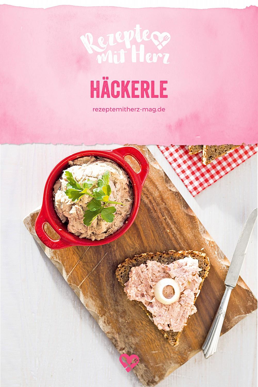 Häckerle - Thermomix-Rezept
