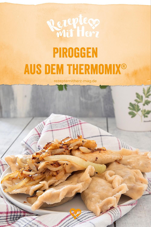 Polnische Piroggen aus dem Thermomix®