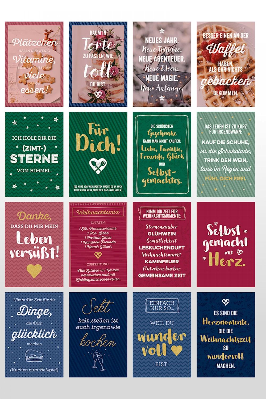 """Postkarten-Set """"Herzmomente"""""""
