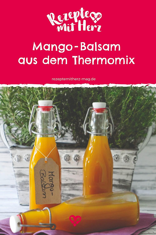 Mango-Balsam aus dem Thermomix