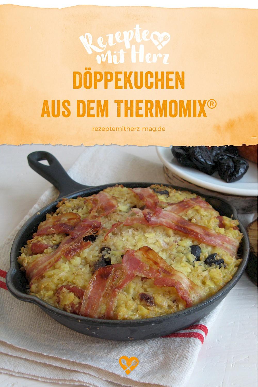 Döppekuchen aus dem Thermomix®