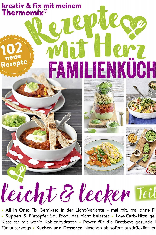 SPEZIAL Familienküche 1/2020 Rezepte für den Thermomix
