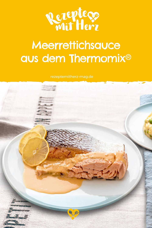 Meerrettich-Sauce aus dem Thermomix®