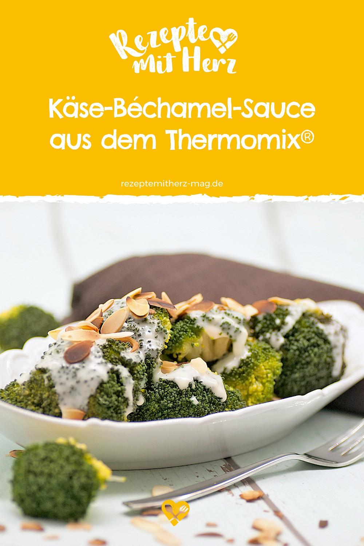 Käse-Béchamel-Sauce aus dem Thermomix®