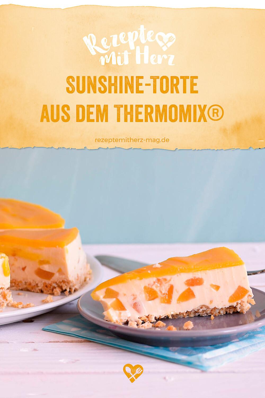 Sunshine-Torte aus dem Thermomix®