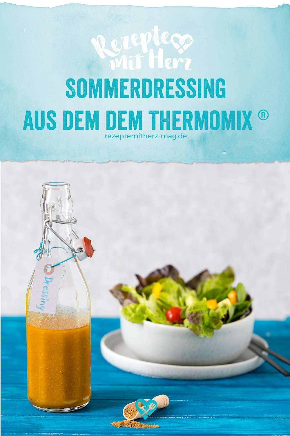 Sommerdressing aus dem Thermomix®