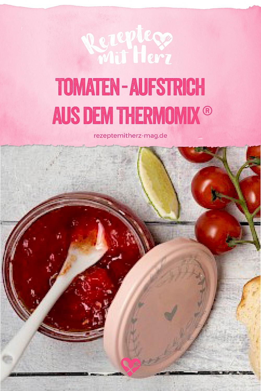 Tomaten-Aufstrich aus dem Thermomix