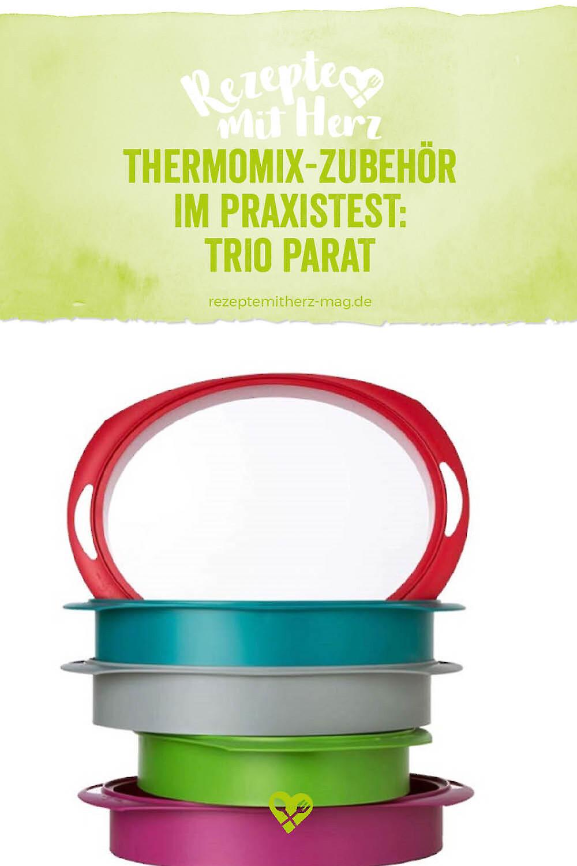 Rezepte mit Herz Produkttest: Trio Gigant von Trio Parat