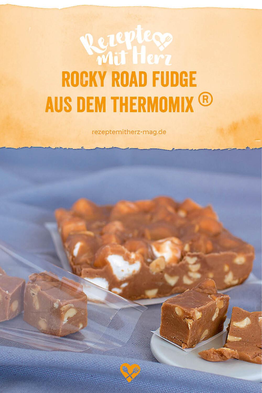 Rocky Road Fudge aus dem Thermomix ®
