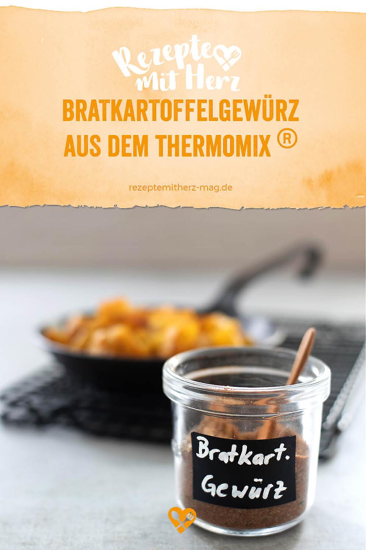 Bratkartoffelgewürz aus dem Thermomix ®