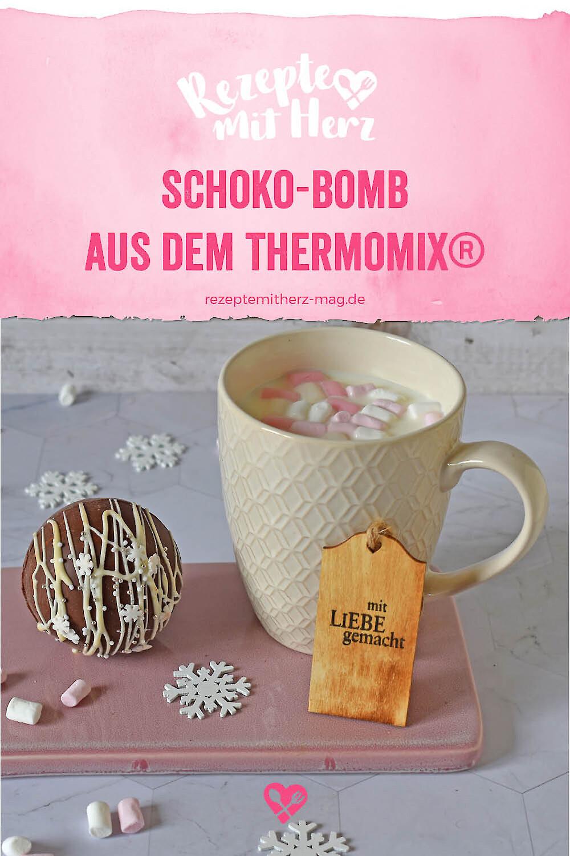 Schoko-Bomb - Thermomix-Rezept