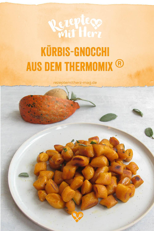 Kürbis-Gnocchi aus dem Thermomix®