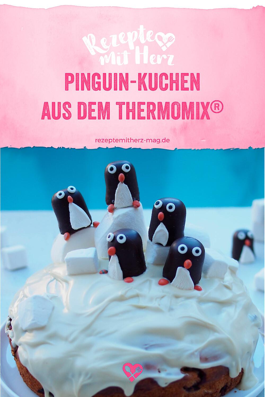 Pinguin-Kuchen aus dem Thermomix®