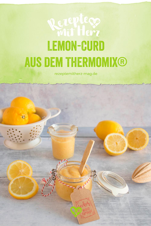 Lemon-Curd aus dem Thermomix