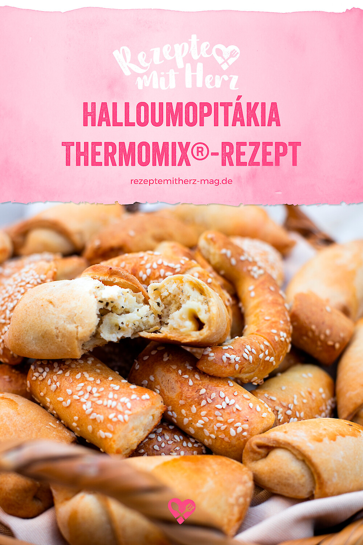 Halloumopitákia - Thermomix®-Rezept