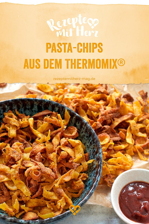 Pasta-Chips aus dem Thermomix®