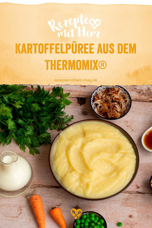Kartoffelpüree aus dem Thermomix®