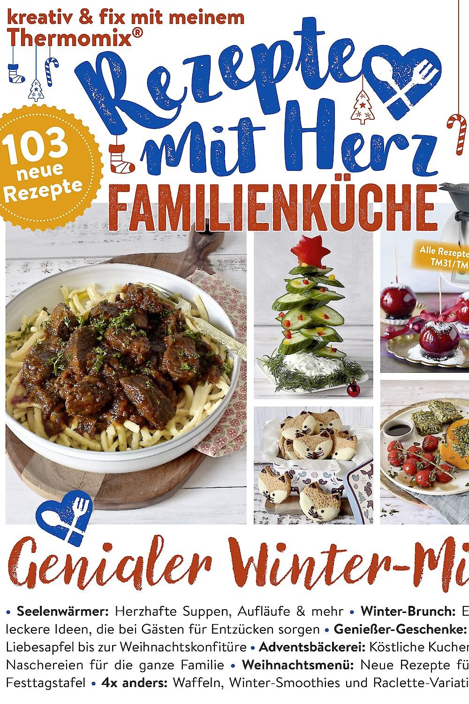 SPEZIAL Familienküche 2/2021 Rezepte für den Thermomix