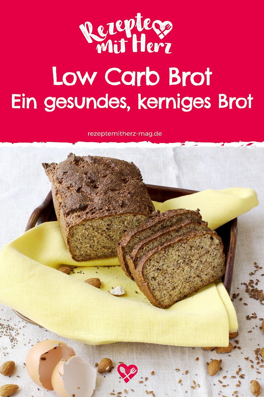 Einfaches und schnelles Low Carb Brot aus dem Thermomix
